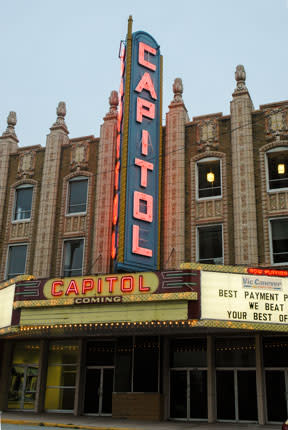 Capitol Theatre, Flint, Michigan