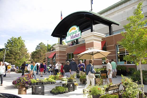 Flint Farmers' Market, Flint MI