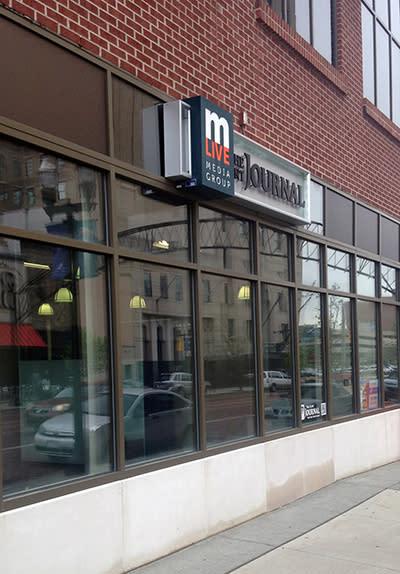 MLive Flint Office