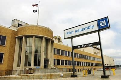 GM's Flint Assembly Plant