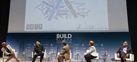 Business Development, Flint, MI, BUILD Conference photo