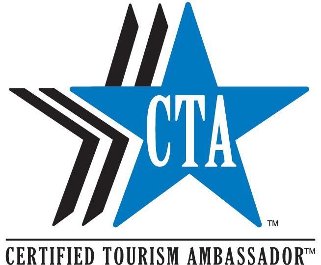 Certified Tourism Ambassador - CTA
