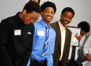 Things to Do in Genesee County, MI, TeenQuest graduates photo - Flint & Genesee