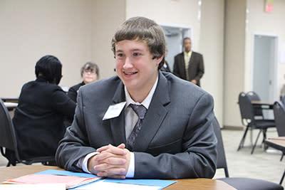 TeenQuest Mock Interviews - Flint & Genesee Chamber of Commerce TeenQuest Pre-Employment Training Program