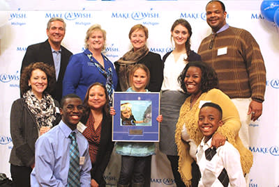 YouthQuest Raises Nearly $80K for Make-A-Wish; Receives Joy Award