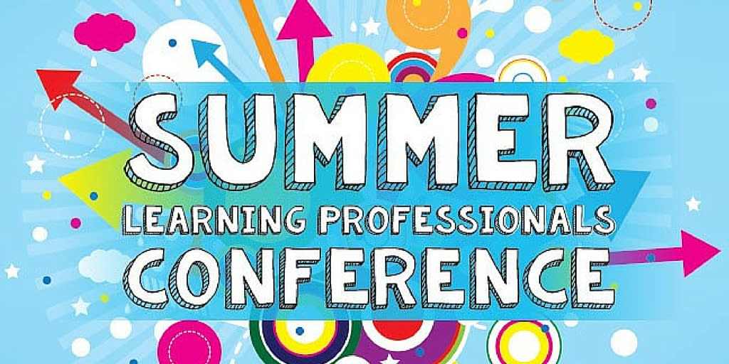 Things to Do in Flint, MI, Summer Learning Professionals Conference logo - Flint & Genesee