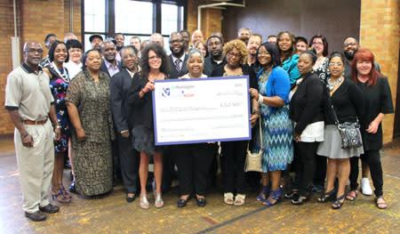 Economic Development Assistance, Flint, MI, Moving Flint Forward Fund grant recipient photo