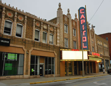Business Development, Flint, MI, Capitol Theatre photo - Flint & Genesee