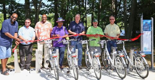 Things to Do in Genesee  County, MI, Flint Bike Share Program photo - Flint & Genesee
