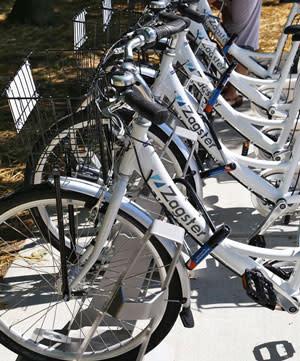 Things to Do in Genesee County, MI, Flint Bike Share Program - Flint & Genesee