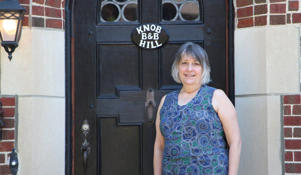 Things to Do in Flint, MI, Knob Hill owner Diana Phillips - Flint & Genesee