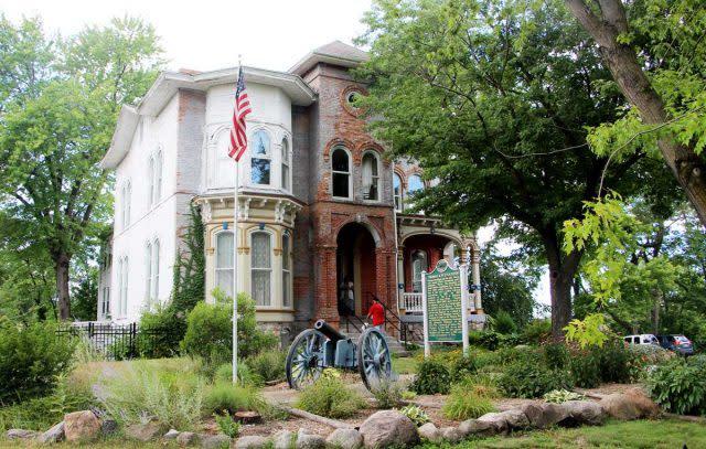 Stockton Center at Spring Grove, Flint, Michigan