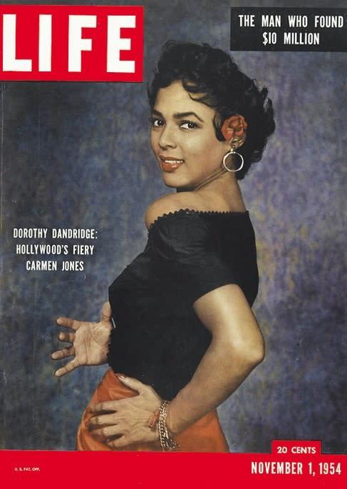 Life Magazine - Dorothy Dandridge