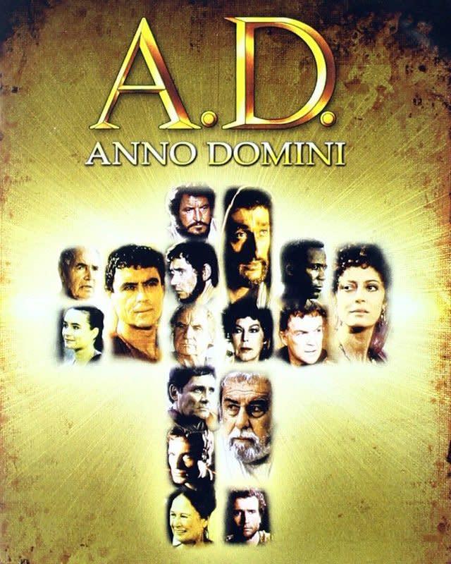 A.D. Anno Domini poster