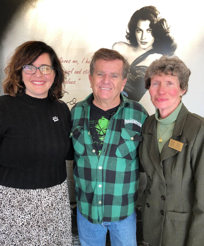 Lora, Butch Patrick, Donna C.