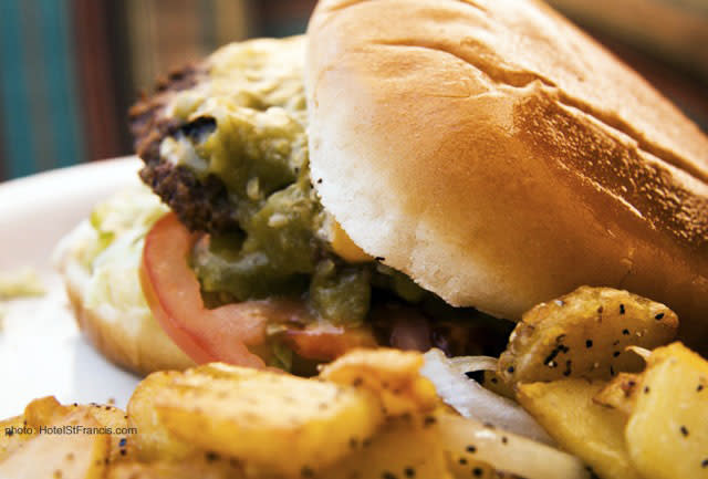 The Green Chile Cheeseburger Smackdown takes place September 7, 2019