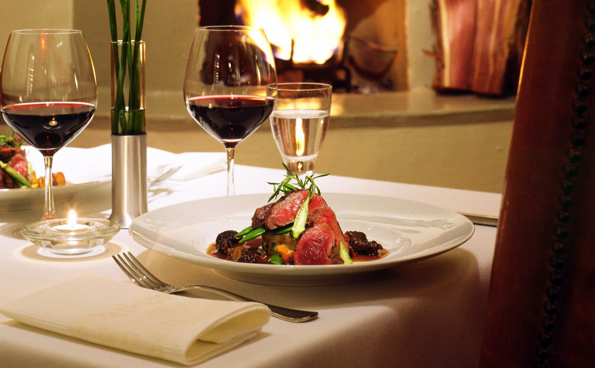 A magnificent meal in a memorable setting like Geronimo is the essence of Santa Fe flavor.