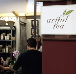 """Outside or in, the Santa Fe Farmers Market suits foodies to a """"tea."""""""