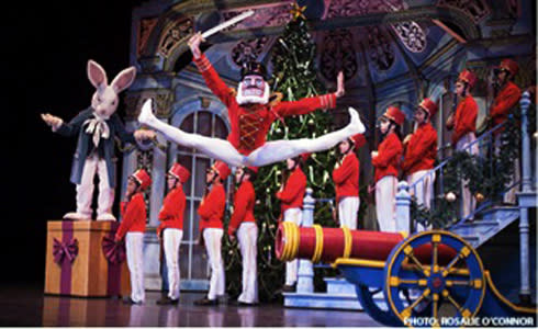 What better way to welcome the Santa Fe holiday than with Aspen Santa Fe Ballet's Nutcracker?