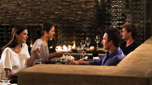 Terra Restaurant at the Four Seasons Rancho Encantado enchants guests with panoramic views and artful twists on Southwestern cuisine.