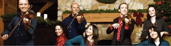 Hark to the holiday spirit with a merry Celtic mood when Santa Fe Concert Association welcomes the Leahy Family.