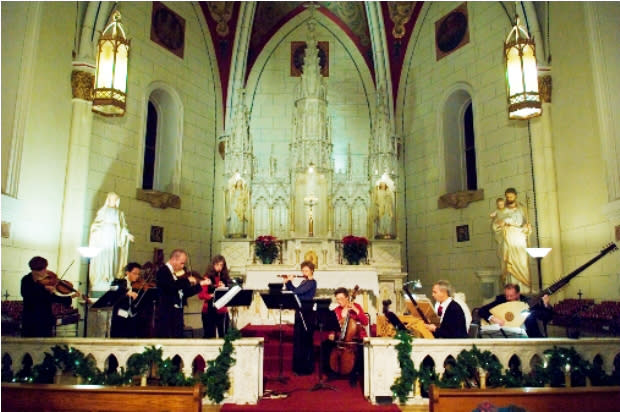 The sonic glories of Baroque composers come annually to the beautiful Loretto Chapel thanks to Santa Fe Pro Musica