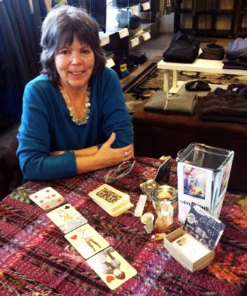 Let the cards talk to you through Tamara Janúz at BODY of Santa Fe.