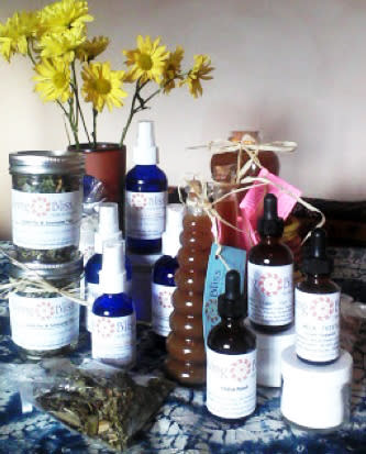 M-M-M-My skin says thank you, Living Bliss! (Photo credit: Living Bliss Skin Care and Botanicals)