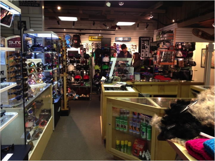You may very well want a little of everything at Alpine Sports