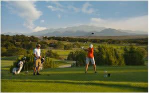 All other muni courses pale in comparison to Marty Sanchez Links de Santa Fe.