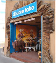 You'll do a double-take when you track down Santa Fe's consignment goodies.