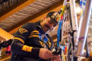 Kenny at Mellow Velo Bicycles will fix you up for any Santa Fe ride.