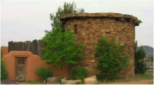 El Rancho de las Golondrinas is the essence of all things New Mexico.