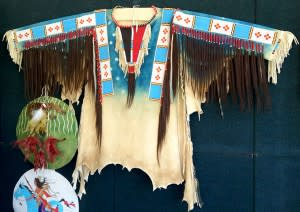 Beautiful beadwork will blow your mind at SWAIA's Indian Market.