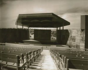 From humble beginnings, the mighty Santa Fe Opera company grew to world-class renown. (Photo Credit: The Guilds of the Santa Fe Opera)