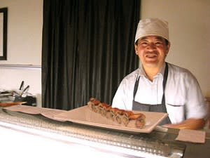Smiles come with the sushi at Shohko. (Photo Credit: Shohko Café)