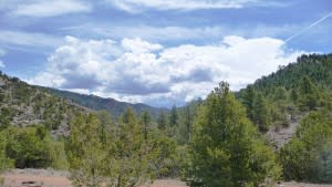 The view from Santa Fe's back porch beckons you to explore.