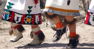 pueblo dances