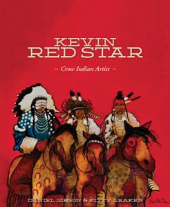 Kevin-Red-Star-by-Daniel-Gibson-Book-Cover