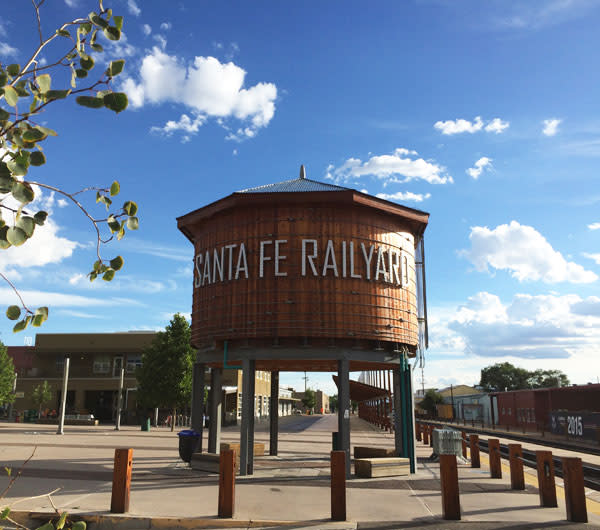 The Railyard Tower: A beacon to good food, friends and fun