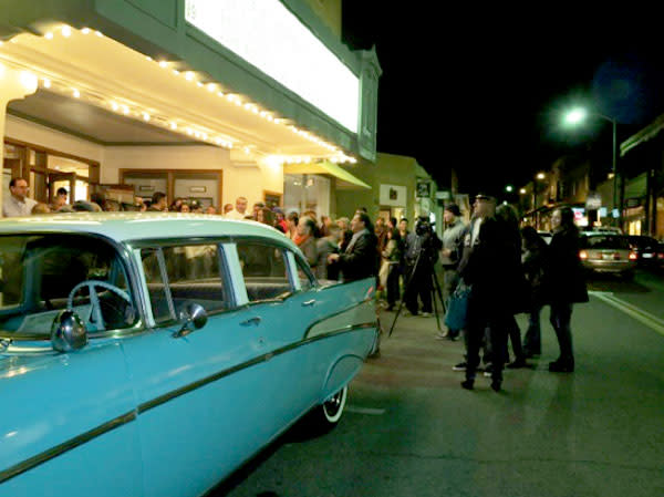 The Santa Fe Independent Film Festival brings film-lovers out in droves. (Photo Credit: Lisa Law for the Santa Fe Independent Film Festival)
