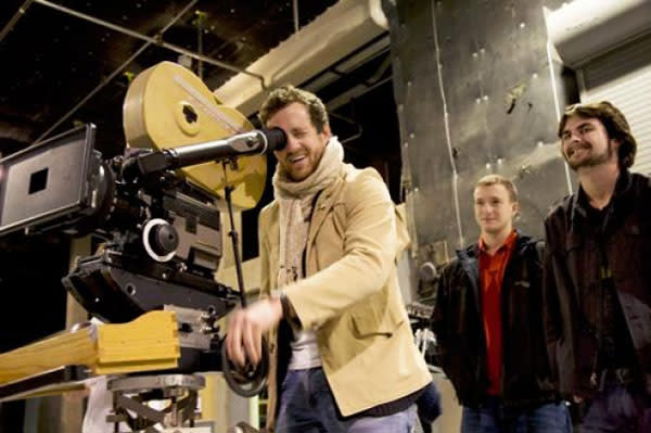 Talent behind the camera at the Garson studios results in memorable movies on The Screen. (Photo Credit: Santa Fe University of Art and Design, Laureate International Universities)