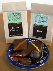 Treat a friend to a chocolate from Kakawa.