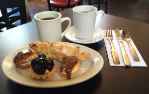 More than one means Swiss bliss at the Swiss Bakery and Bistro.