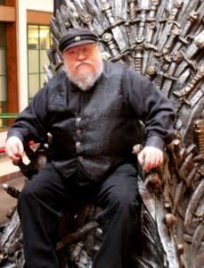Santa Fe, New Mexico, George R.R. Martin, Game of Thrones
