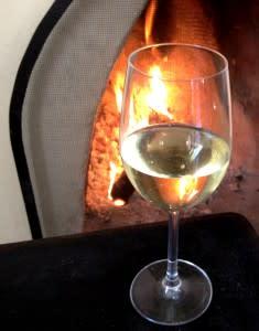 Wine, Fireplace, Santa Fe