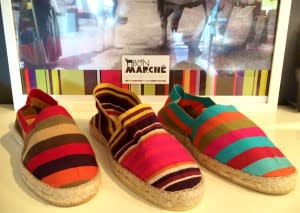 shoes, gifts, santa fe, new mexico, shopping, colorful