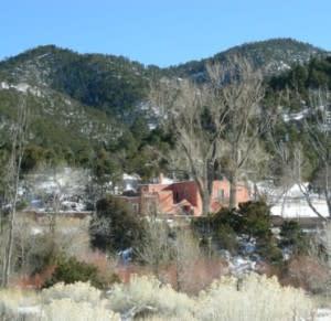 Santa Fe, New Mexico, Audubon Center, Nature