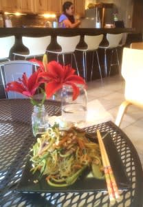 Healthy, Dining, Gluten Free, Santa Fe, New Mexico