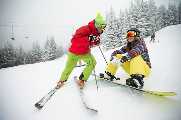 Skis or boards, simply Ski Santa Fe and you do either! (Photo Credit: Ski Santa Fe)
